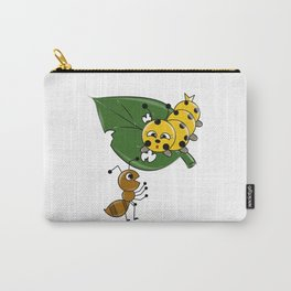 Talking Animals Carry-All Pouch