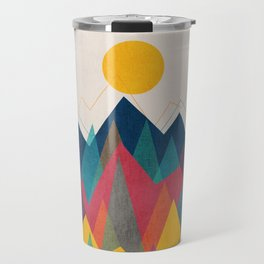Uphill Battle Travel Mug