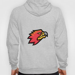 Firebird Head Mascot Hoody