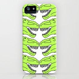 T Rex iPhone Case