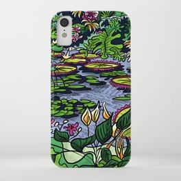 Garden 3 iPhone Case