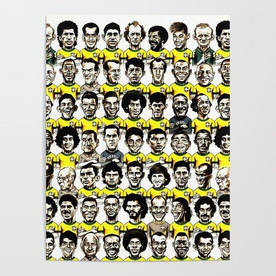 football pattern by farfalina