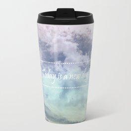 New day Travel Mug