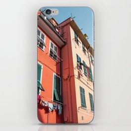 Golden Hour in Italy iPhone Skin