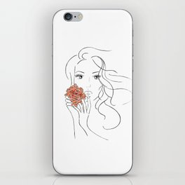 Beauty Blossom iPhone Skin