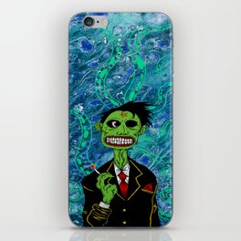 Hello, Mr. Wormwood iPhone Skin