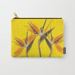 strelitzia - Bird of Paradise Flowers II Carry-All Pouch