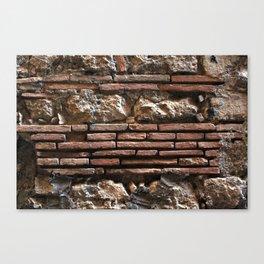 Ancient Mix-media Wall Canvas Print
