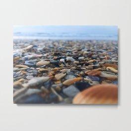 Sea You At The Beach Metal Print