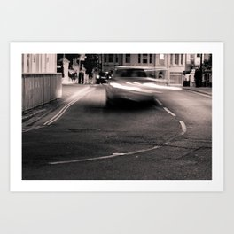 Drift ii Art Print