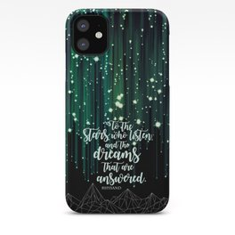 ACOMAF - Starfall iPhone Case