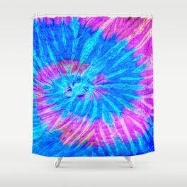 Tie Dye 026 Shower Curtain