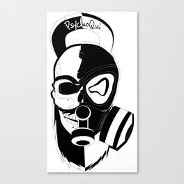 PsychoQui - Phantom Canvas Print