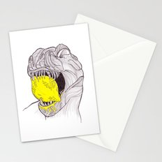 Zest For Life T-Rex Dino Stationery Cards