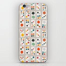 Domino iPhone Skin