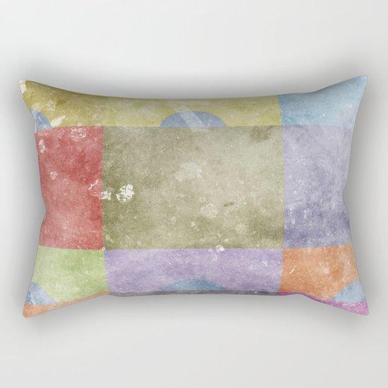 Endless Summer II Rectangular Pillow