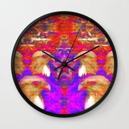 Liberty Freedom USA Wall Clock
