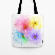 Flowers of June Tote Bag