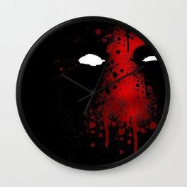 Pool Of Dead Wall Clock