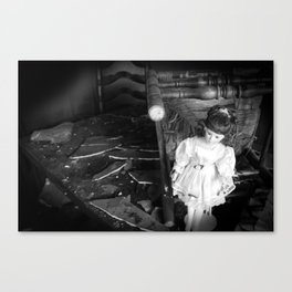 All Gone Canvas Print