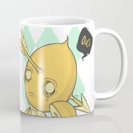 The Sad Coconut Coffee Mug