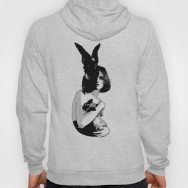 As mysterious as a cat Hoody