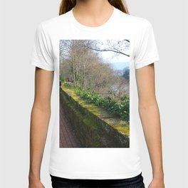 Road By The River Dee T-shirt