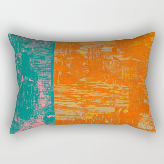 Emerging Markets Rectangular Pillow
