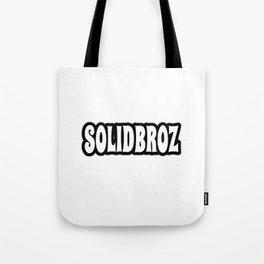 Solidbroz (Logo) Tote Bag