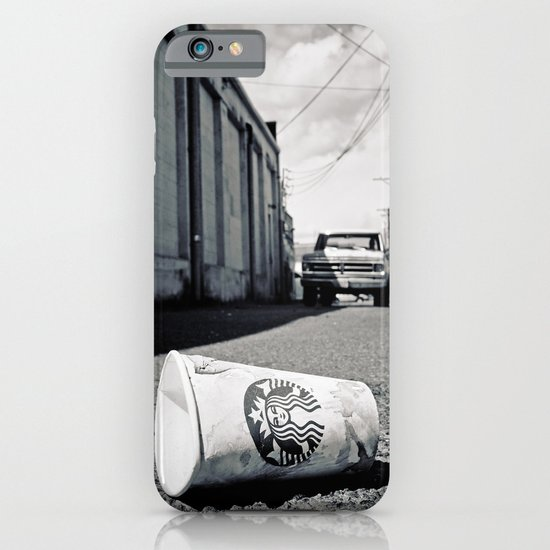 Starbucks dream iPhone & iPod Case
