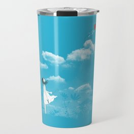 Let Go Travel Mug
