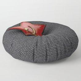 Red star (USSR) Floor Pillow
