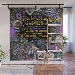 Give the Dark My Love -V2 Wall Mural