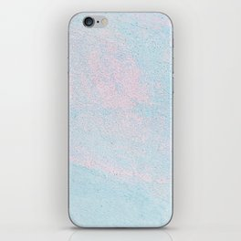 Cotton Candy Colors iPhone Skin
