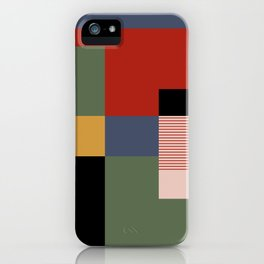 Tile Harmony /// pencilmeinstationery.com iPhone Case