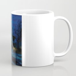 Rainy Night Coffee Mug