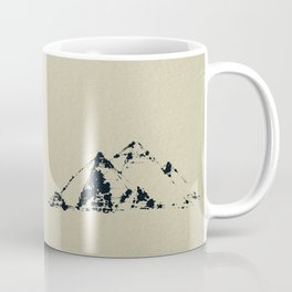 Splaaash Series - Pyramids Ink Coffee Mug