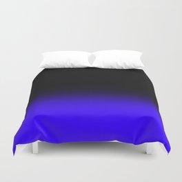 Fade To Blue Duvet Cover