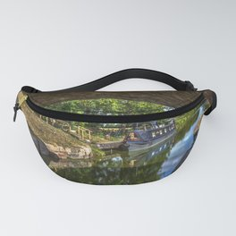 Under The Bridge At Pewsey Wharf Fanny Pack