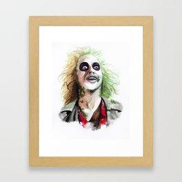 It's Show Time Framed Art Print