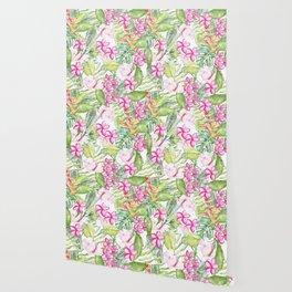 Tropical Garden 2 Wallpaper