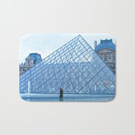 Louvre Bath Mat
