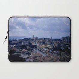 Vintage Color Photo * Perugia * Umbria * Italy * Kodachrome * 1950's Laptop Sleeve