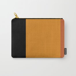 Contemporary Color Block I Carry-All Pouch