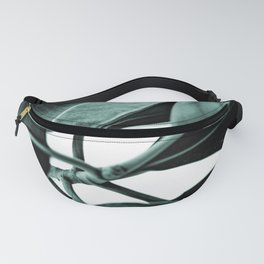 Minimal Rubber Plant Fanny Pack