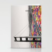 carpe Stationery Cards featuring It's in the Water by Bianca Green
