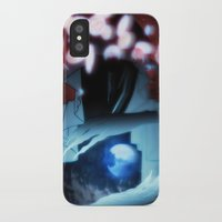 sandman iPhone & iPod Cases featuring Sandman by Viktor Macháček