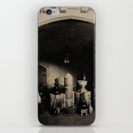 Alchemical Laboratory 1904 World's Fair, St. Louis iPhone Skin
