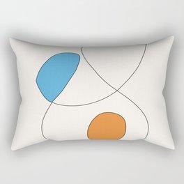 Sketch #10 Rectangular Pillow