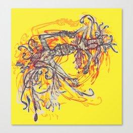 For A Reach Canvas Print